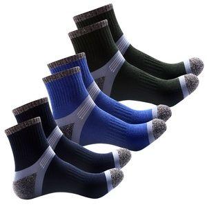 3Pairs Low Cut Compression Socks Sport Ankle Socks